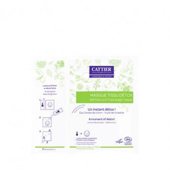 Masque Tissu Detox - PC358051