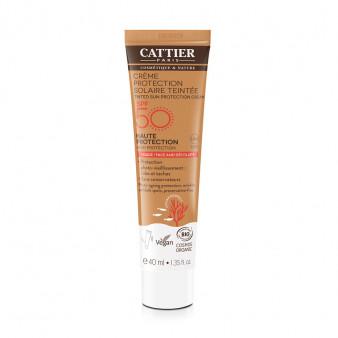 Crème Protection Solaire Teintée SPF50 - PC354054