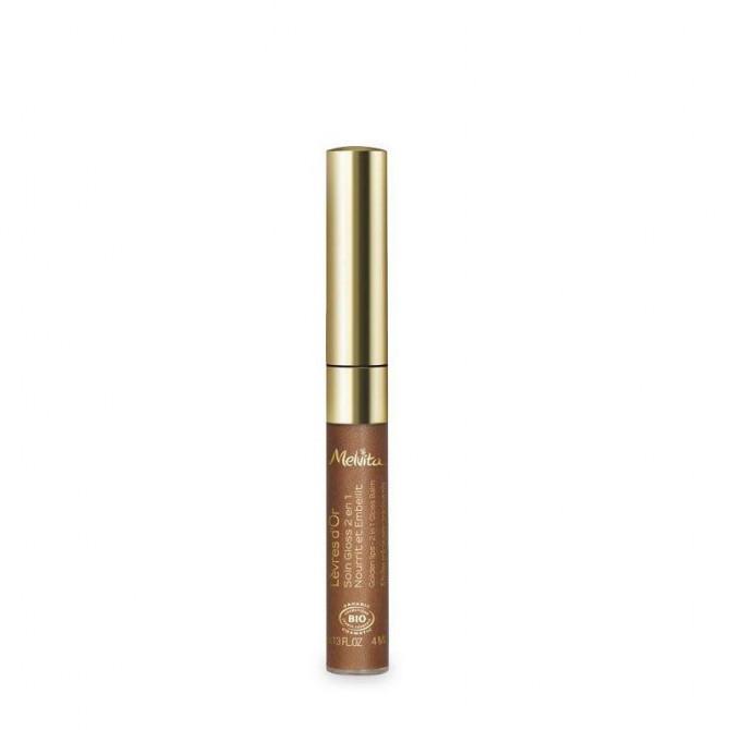 Gloss Bio 2 en 1 Lèvres d'Or - MEL.83.022
