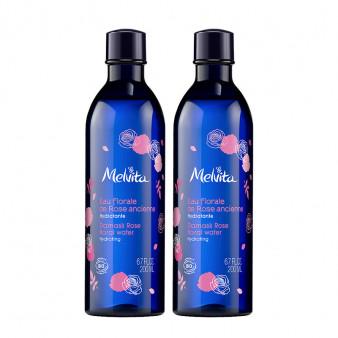 Duo Eau Florale De Rose - MEL.83.166