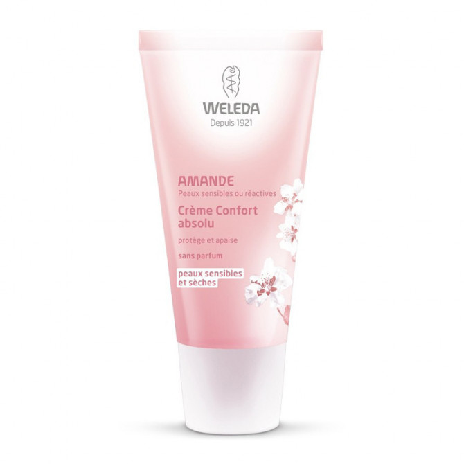 Crème Bio Confort Absolu à l'Amande - 93983002