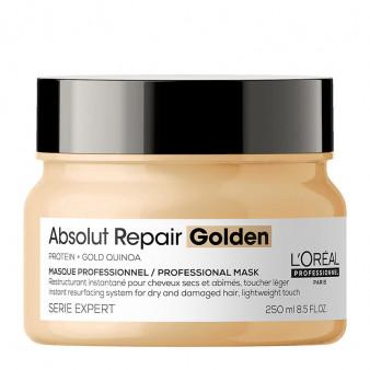 Absolut Repair - Masque restructurant doré pour cheveux abîmés - LOR.83.304