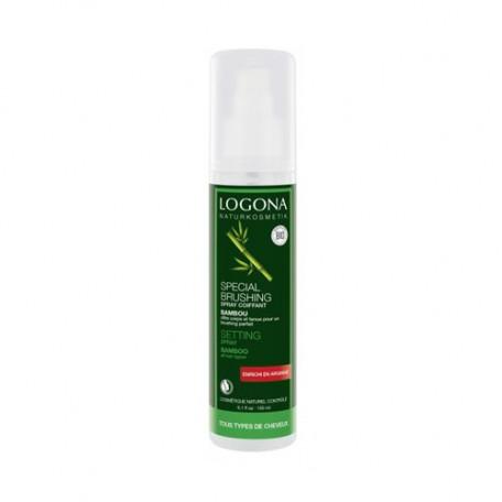 Spray Coiffant Bio au Bambou - LOG.84.002
