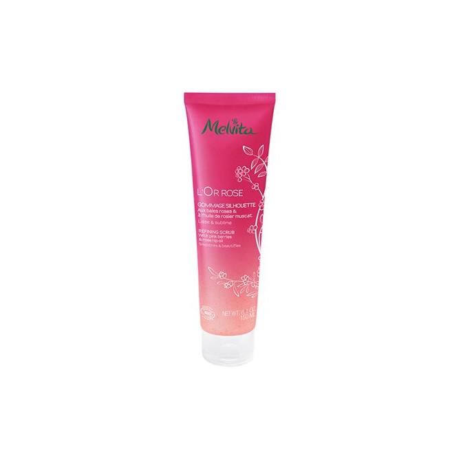Gommage Silhouette aux baies roses et à l huile de rosier muscat - MEL.83.109