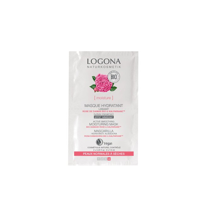 Masque Hydratant Lissant Bio - LOG.83.048