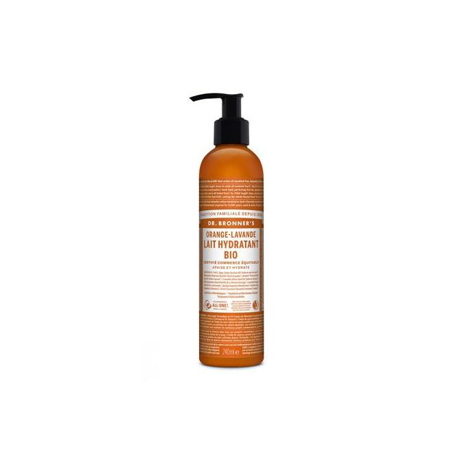 Lait Hydratant Bio Orange-Lavande - DBR.62.001