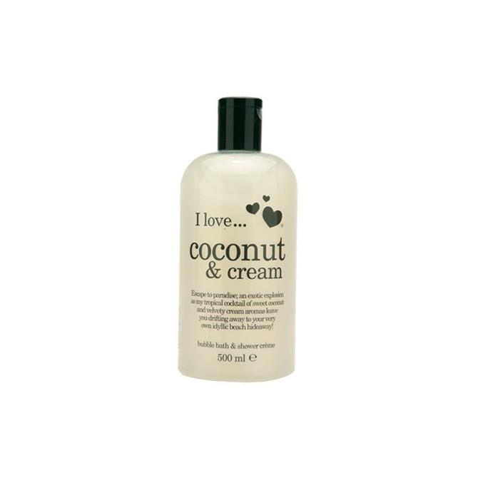 Bain Moussant et Crème Noix de Coco - ILO.04.004