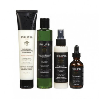 Four Step Hair Treatment Set - PHB.83.006