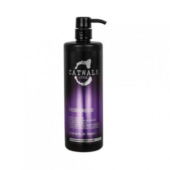 Shampooing Violet Fashionista - TIG.82.068