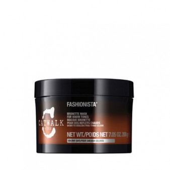 Masque Brunette Fashionista - TIG.83.129