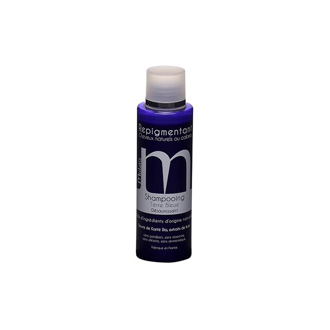 Shampooing Repigmentant Terre Bleue - MUL.82.001