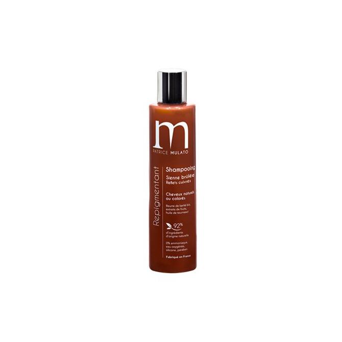 Shampooing Repigmentant Sienne Brûlée - MUL.82.005