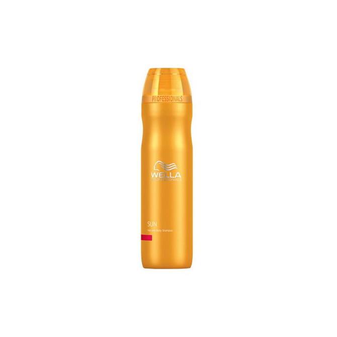 Shampooing corps et cheveux - WEL.99.002