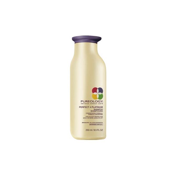 Shampooing Perfect 4 Platinium - PUR.82.032