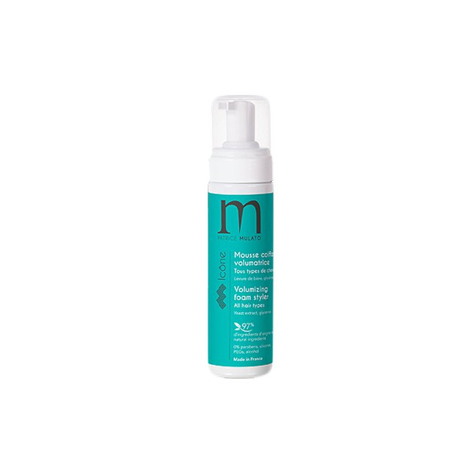 Mousse Coiffante Volumatrice - MUL.84.006