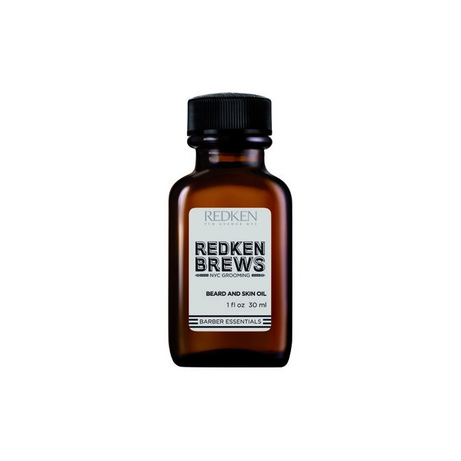 Beard and Skin Oil - RED.84.105