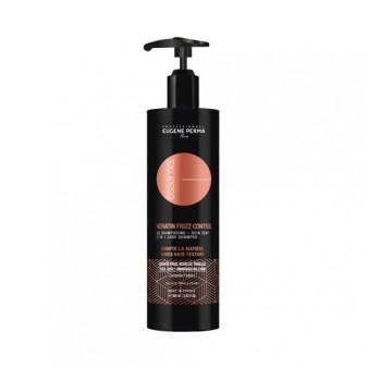 Le Shampooing 2 en 1 Keratin Frizz Control - EUG.82.037
