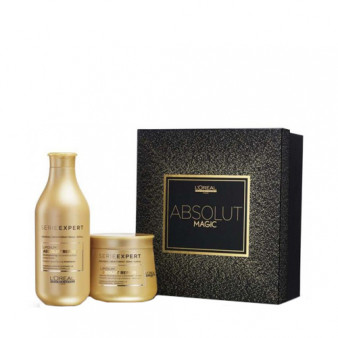 Coffret Absolut Magic - LOR.86.014