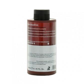 Shampooing au Magnésium et aux Protéines de Blé - 50B.82.010