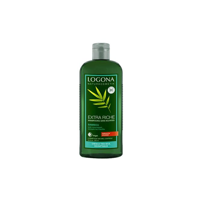 Shampooing Crème Bio au Bambou - LOG.82.005