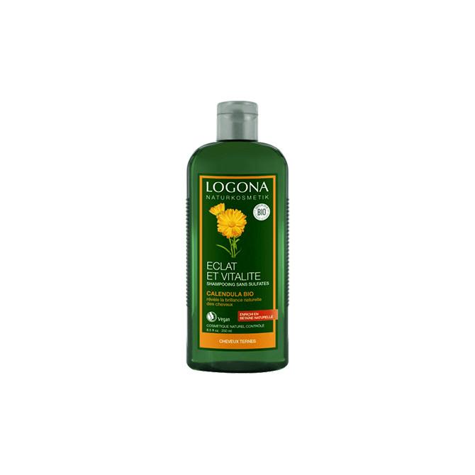 Shampooing Bio Vitalité au Calendula - LOG.82.013