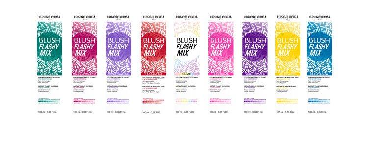 Blush Flashy Mix